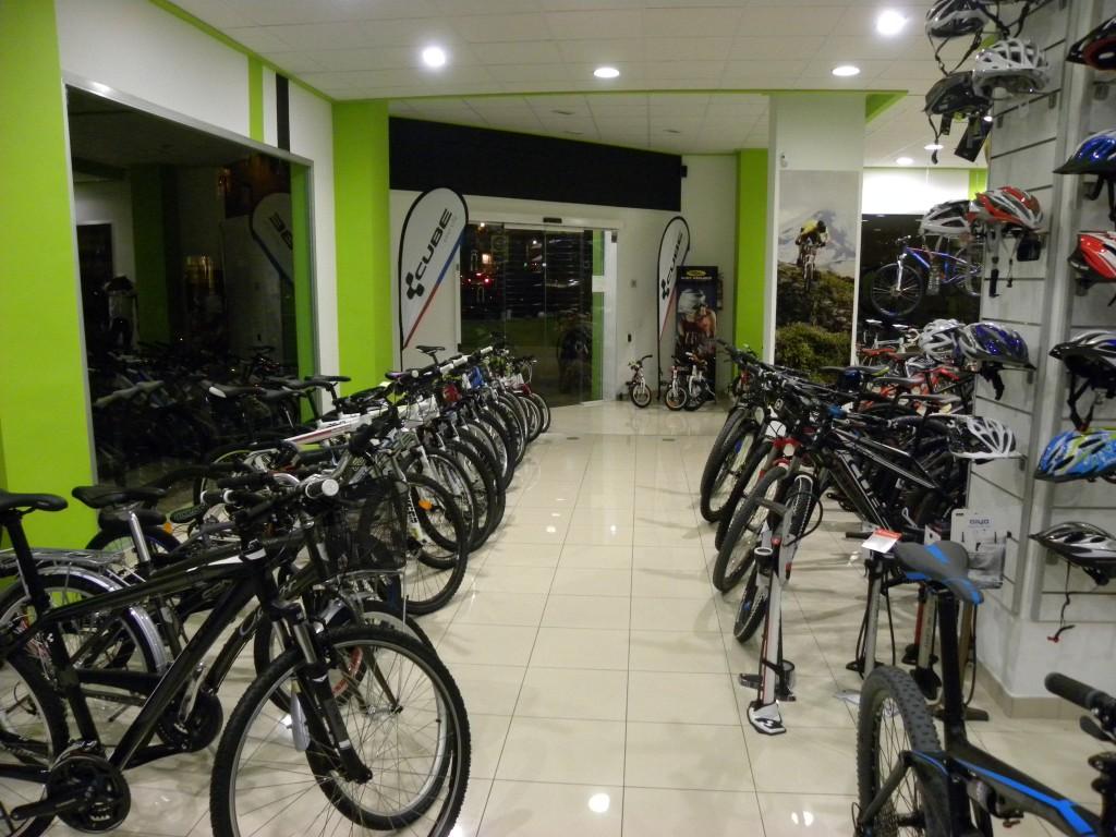 Todo tipo de bicicletas