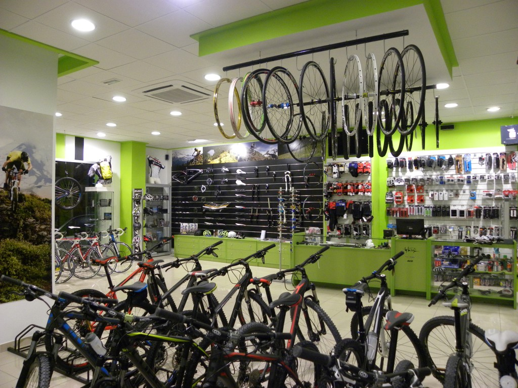 Todo tipo de bicicletas MTB - Carretera, DH, Paseo