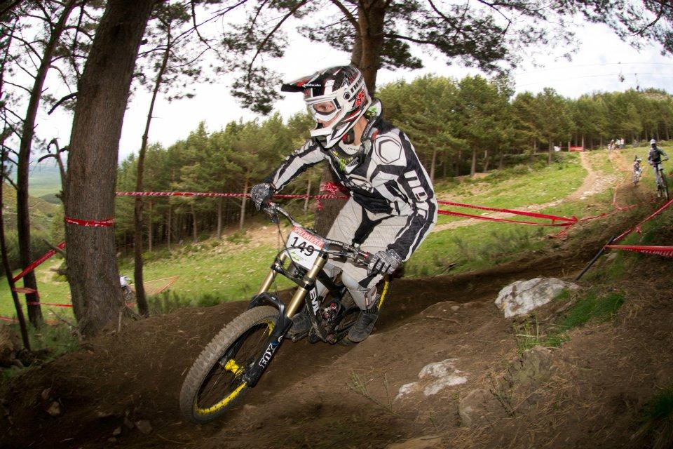 Héctor Gasch Campeonato DH