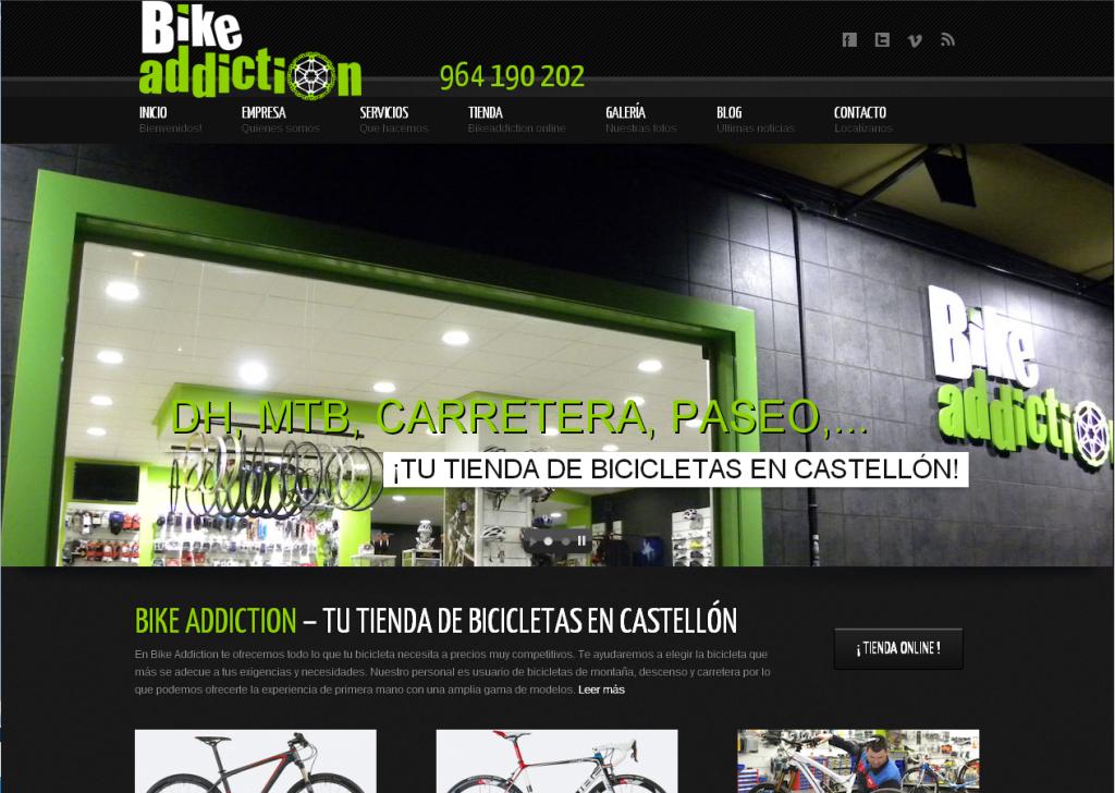 BikeAddictionWeb